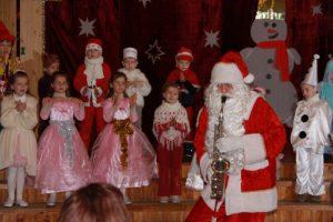 Kalėdų Senelio belaukiant